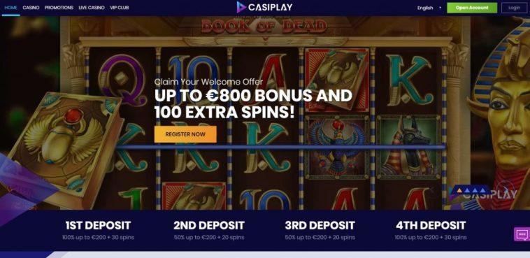 AzartGambler Casiplay Welcome Bonus