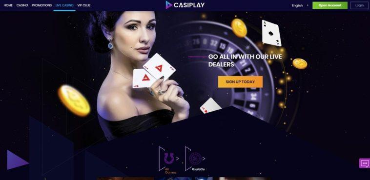 AzartGambler Casiplay Table Games