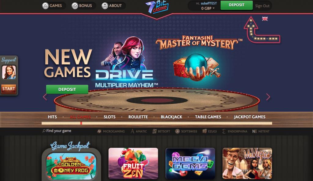 Azartgambler 7bit-casino
