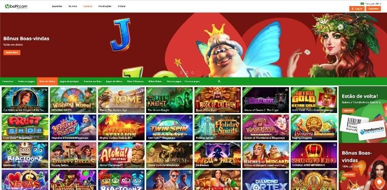 AzartGambler Bet9 Casino Home page