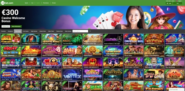 AzartGambler LSBet Casino Home page